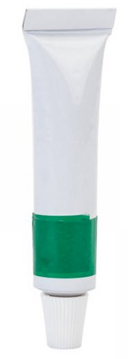 grön strigelpasta