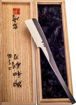 japansk rakkniv Iwasaki Kamisori